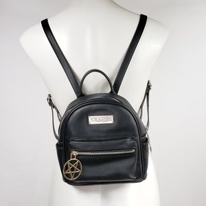 KILLSTAR DARCY Mini Backpack Pentagram Goth Punk